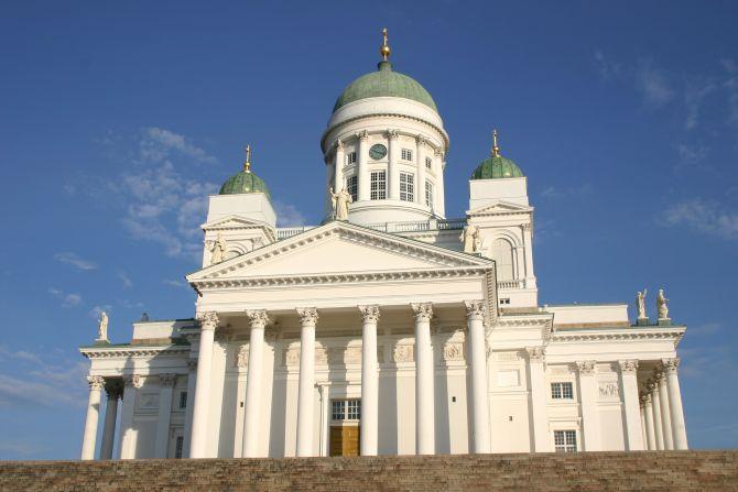 Helsingin tuomiokirkko, Helsinky
