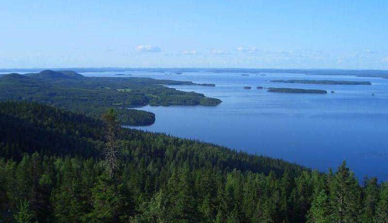Jezera, Finsko